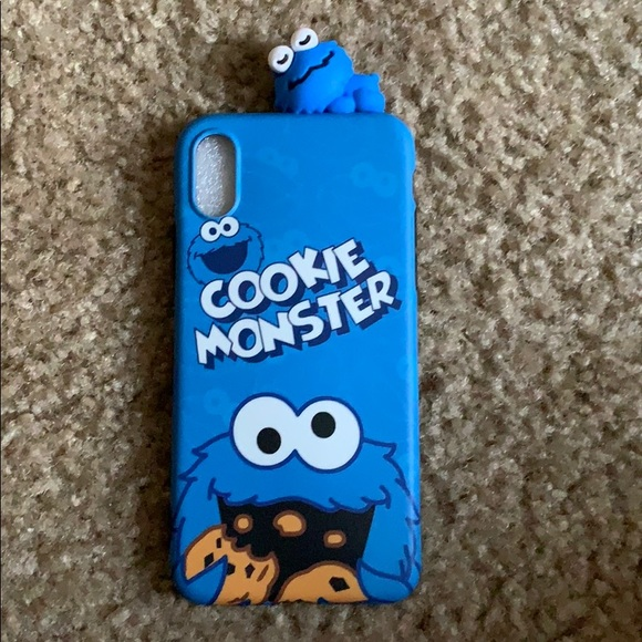 Cookie Monster Iphone X Case